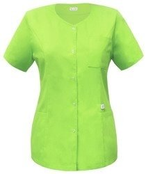 Scrubs jacket ZC5-L, lime green